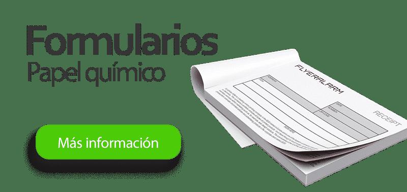 Formularios en papel quimico