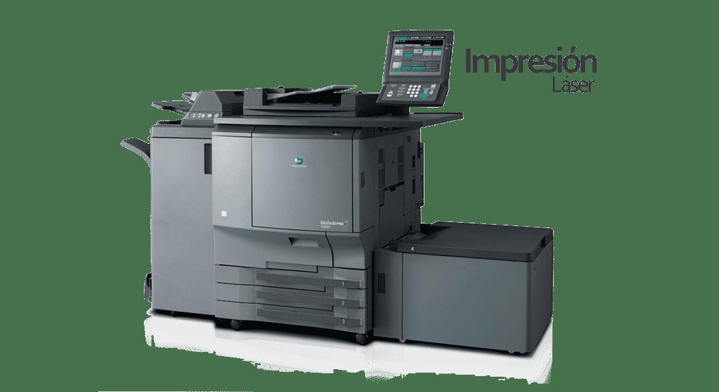 impresion laser