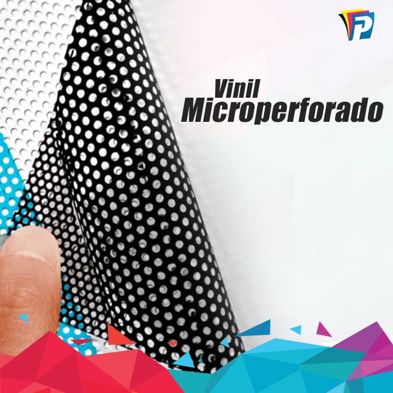 Vinil Microperforado